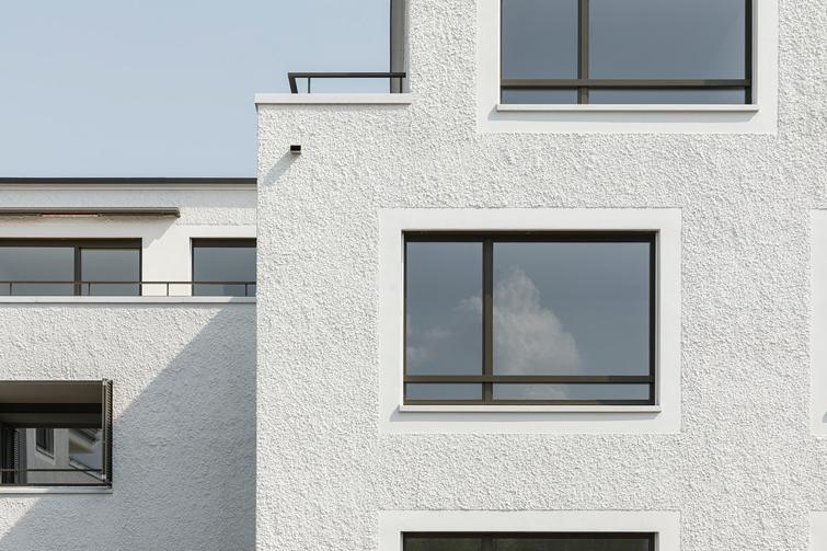 170724_Törlenmatt 1. Etappenusus Niedermann Sigg Schwendener Architekten AG Zürich wohnueberbauung toerlenmatt hausen albis