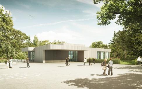 Erweiterung Schulanlage Walkermatte, Biel (BE)