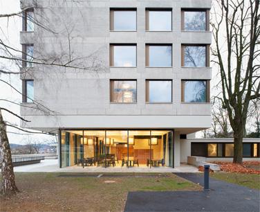Instandsetzung und Umbau Pflegezentrum Bombach, Zürich (ZH)