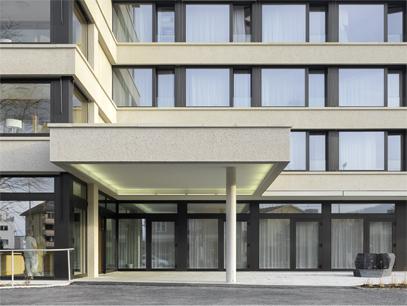 Seniorenresidenz und Pflegeheim Ruggacker, Dietikon (ZH)