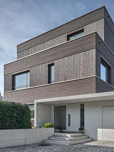 Neubau Einfamilienhaus, Meilen (ZH)