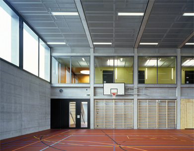 Doppelturnhalle Schulanlage Badweiher, Muri (AG)