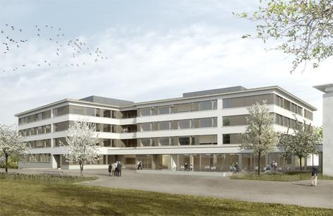 Alters- und Pflegeheim Länzerthus, Rupperswil (AG)