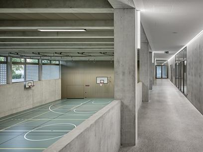 Erweiterung Schulanlage Feld, Wetzikon (ZH)